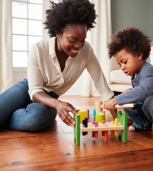 Evidence-Based Mommy
