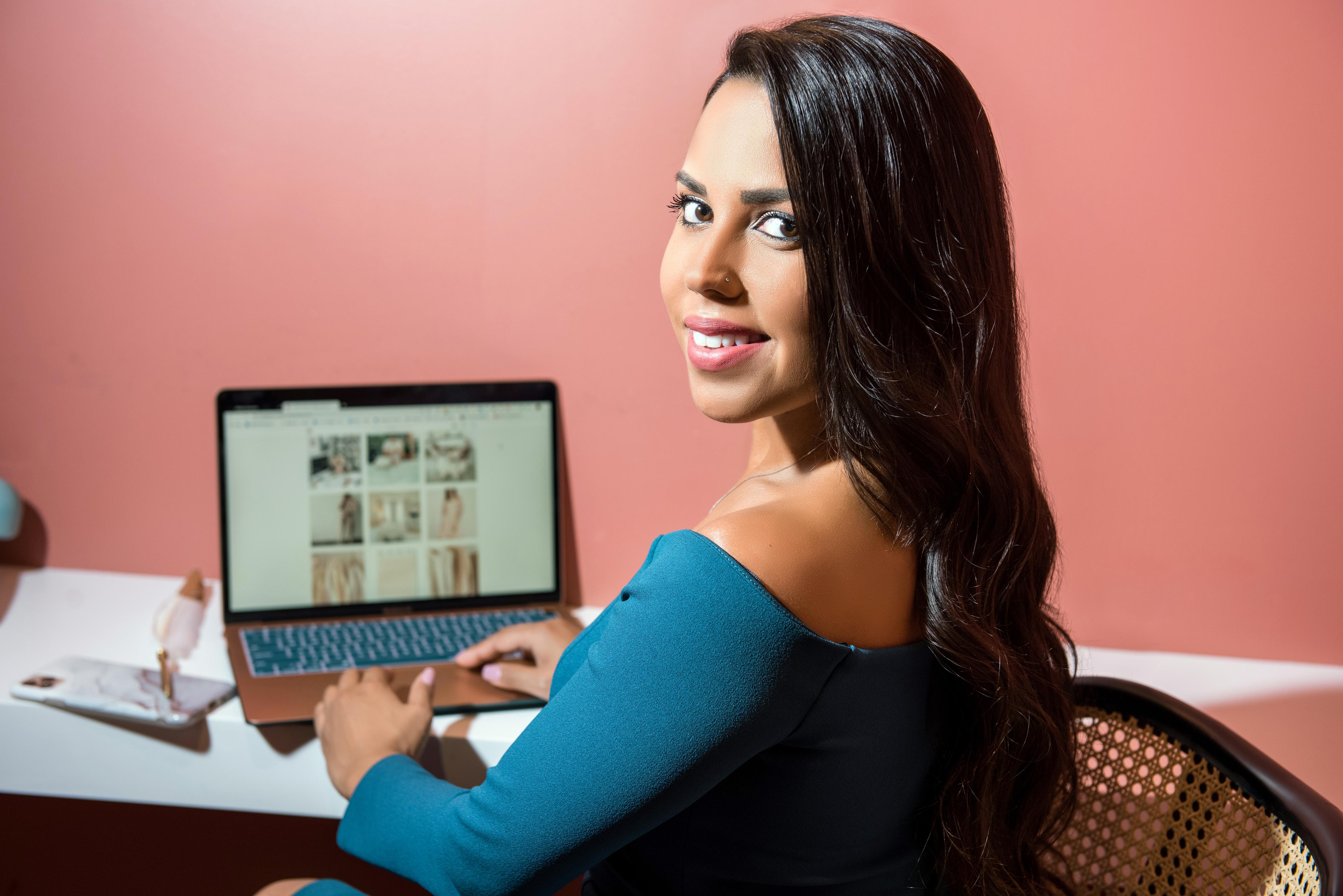 Farhana Cannon, founder & CEO of iMedia Exposure