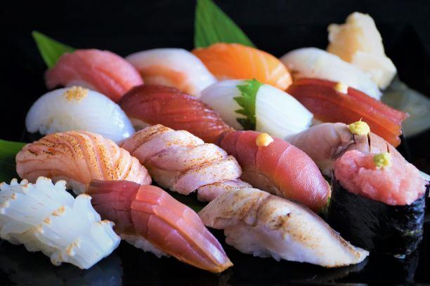 Online sushi masterclass advanced