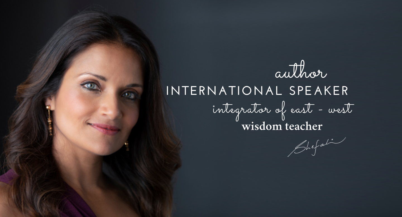 Dr. Shefali - the Conscious Classroom