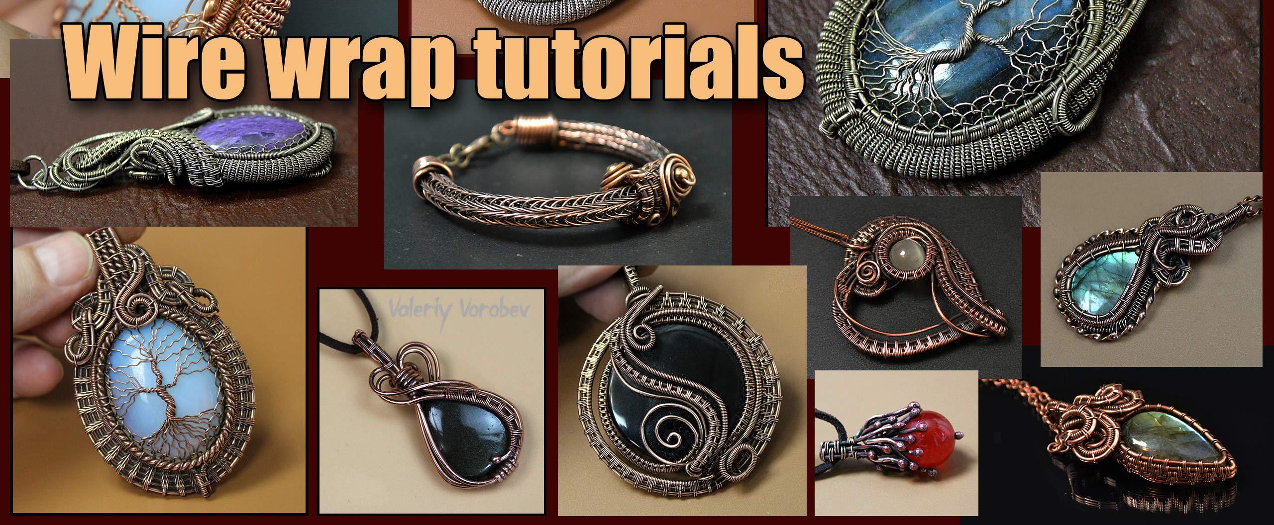 Wire wrap tutorials