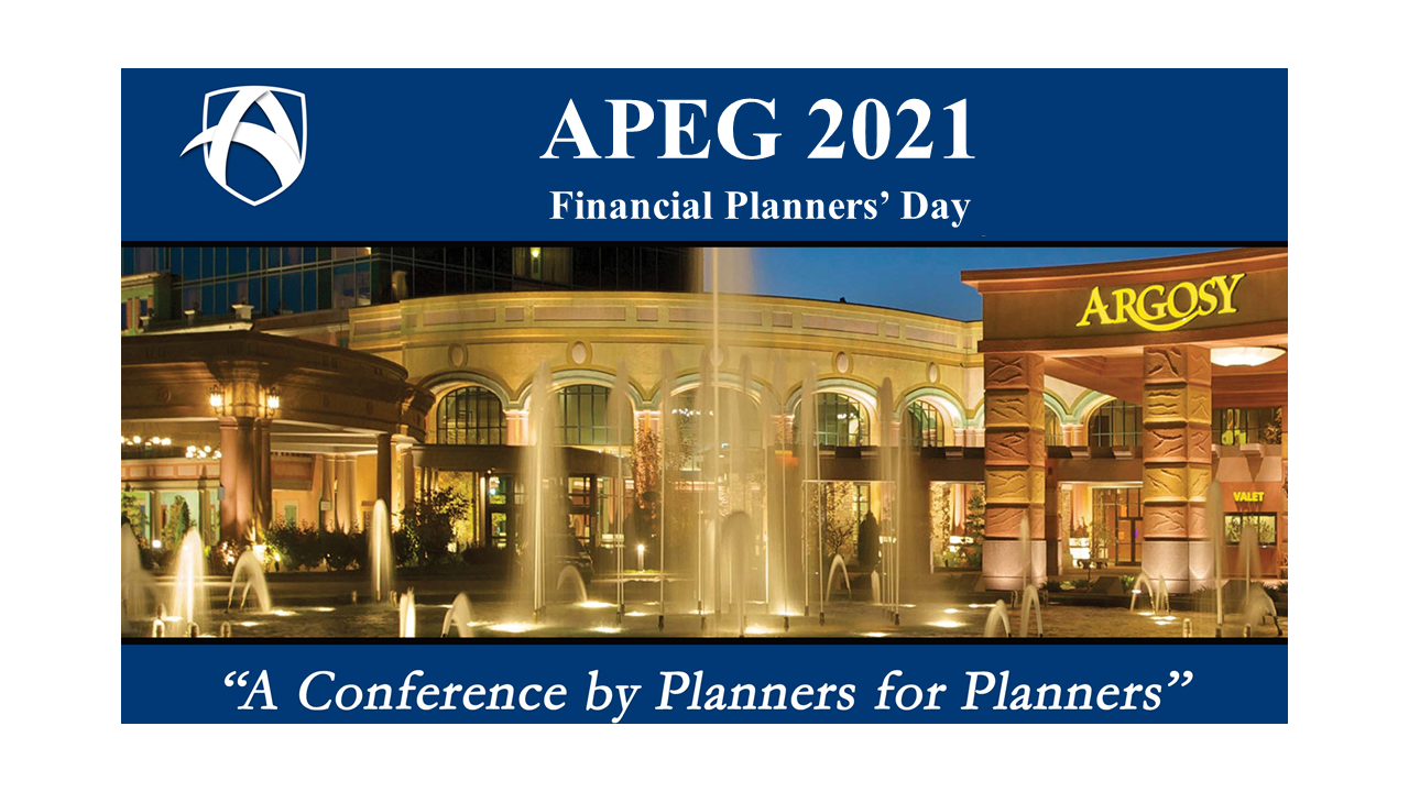 APEG National Planners Day