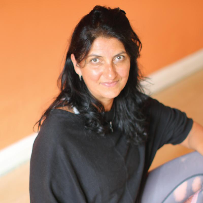 Michelle Nicklin Senior Yoga Teacher and Founder Sandstone Yoga