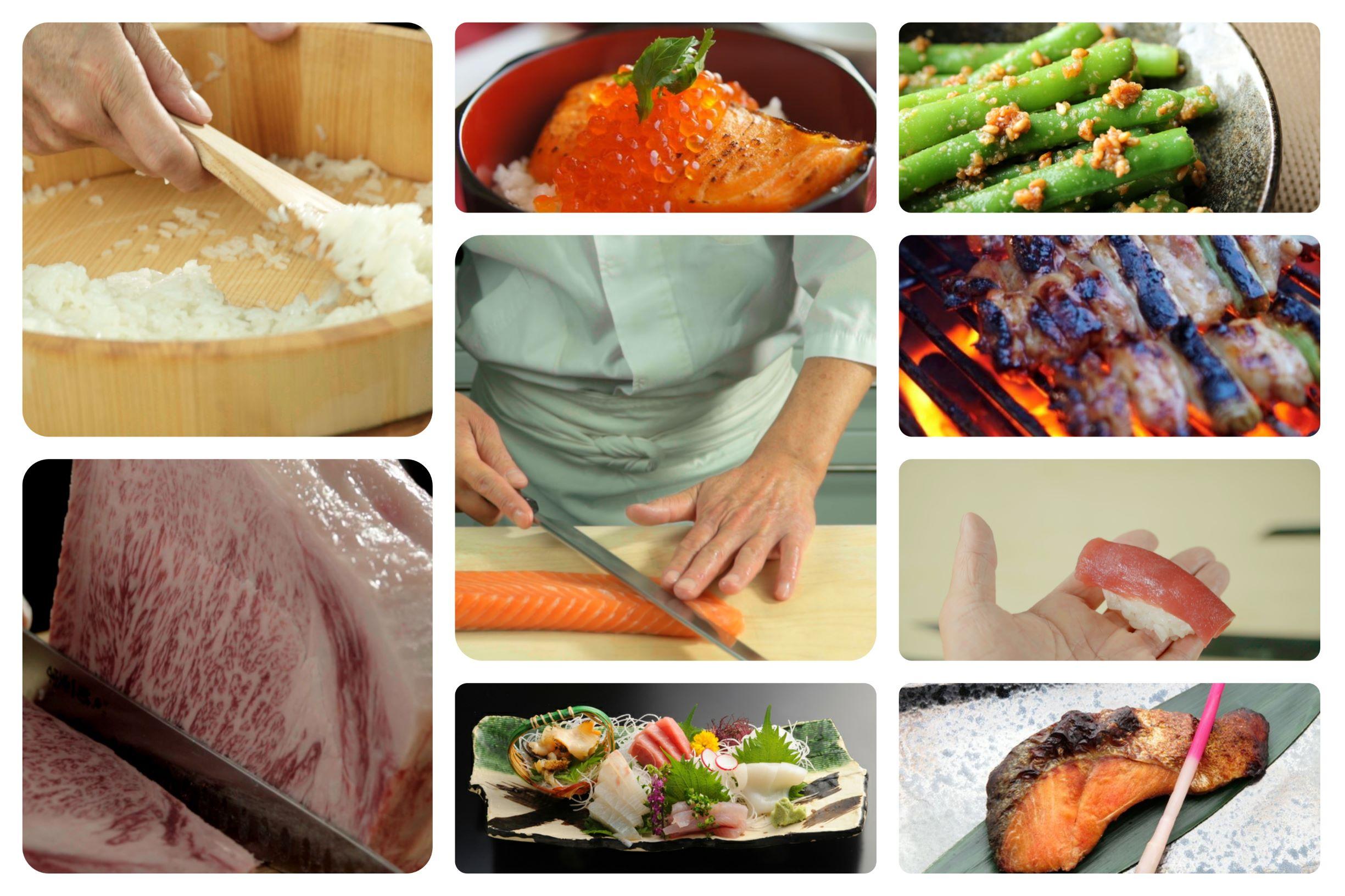 Japanese cuisine online program subscription plan