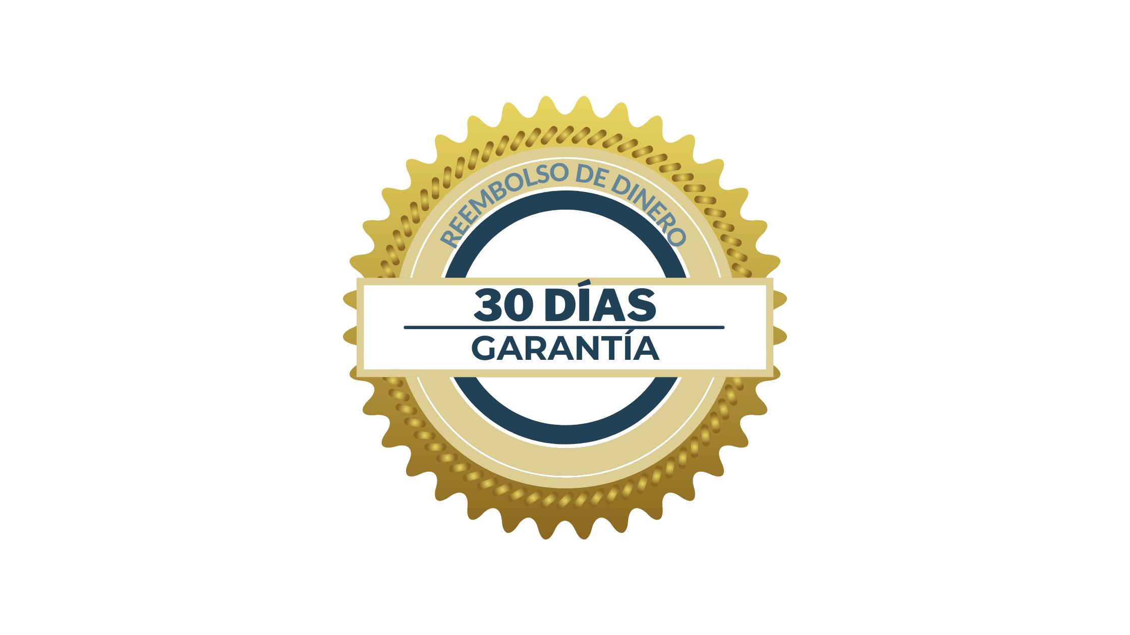 30 Días Satisfacción Garantizada - The House of Routing