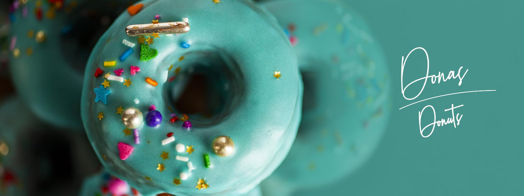 Donas - Donuts