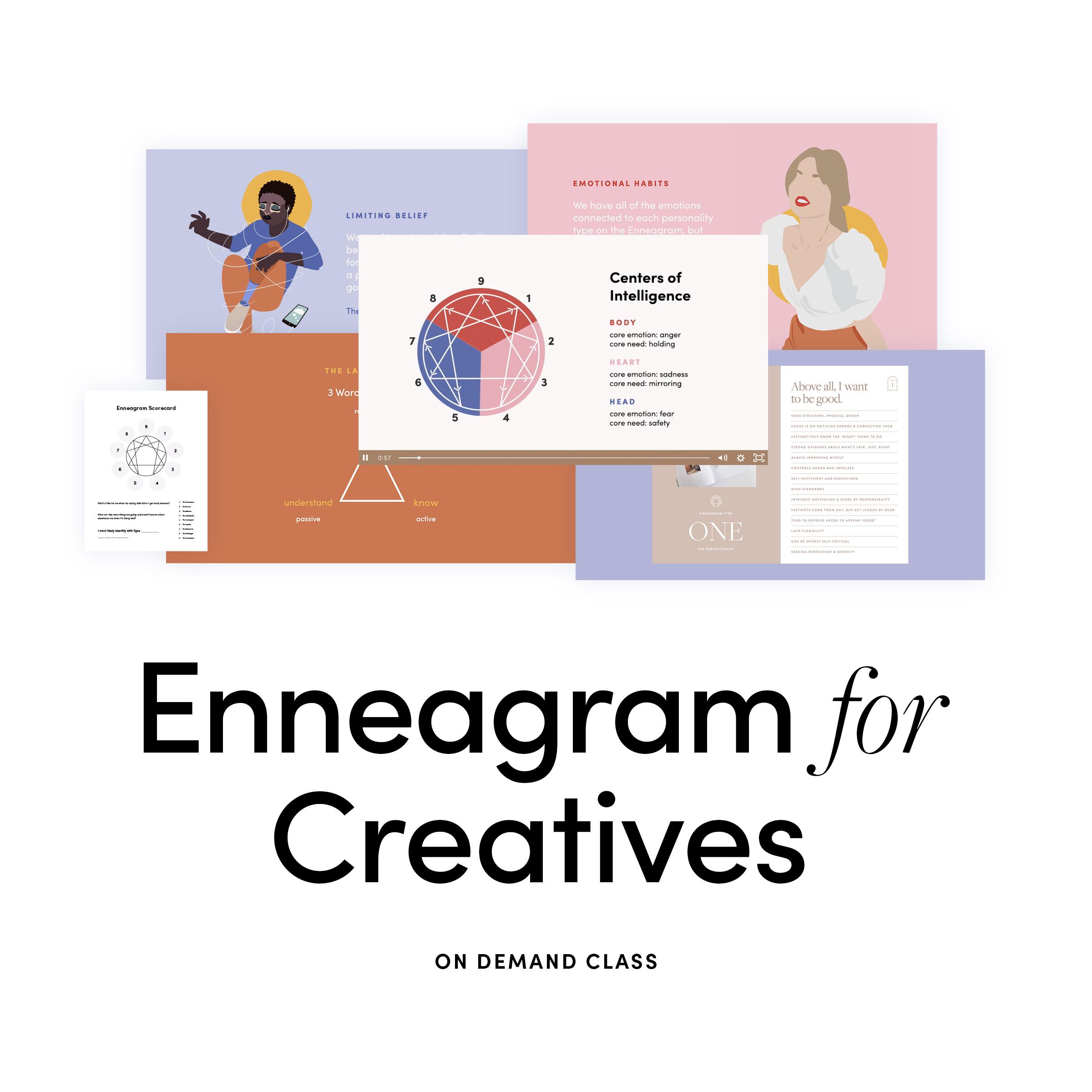 Enneagram for Creatives