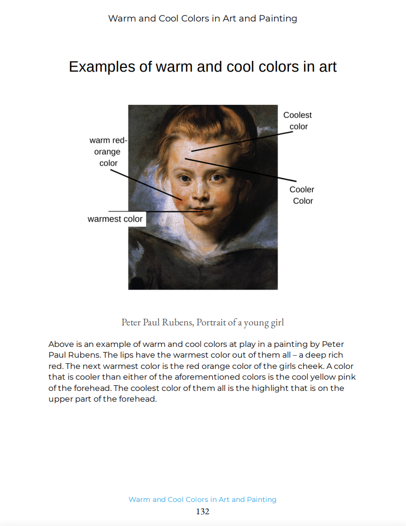 Excerpt from the Color Mixing Master Guide eBook
