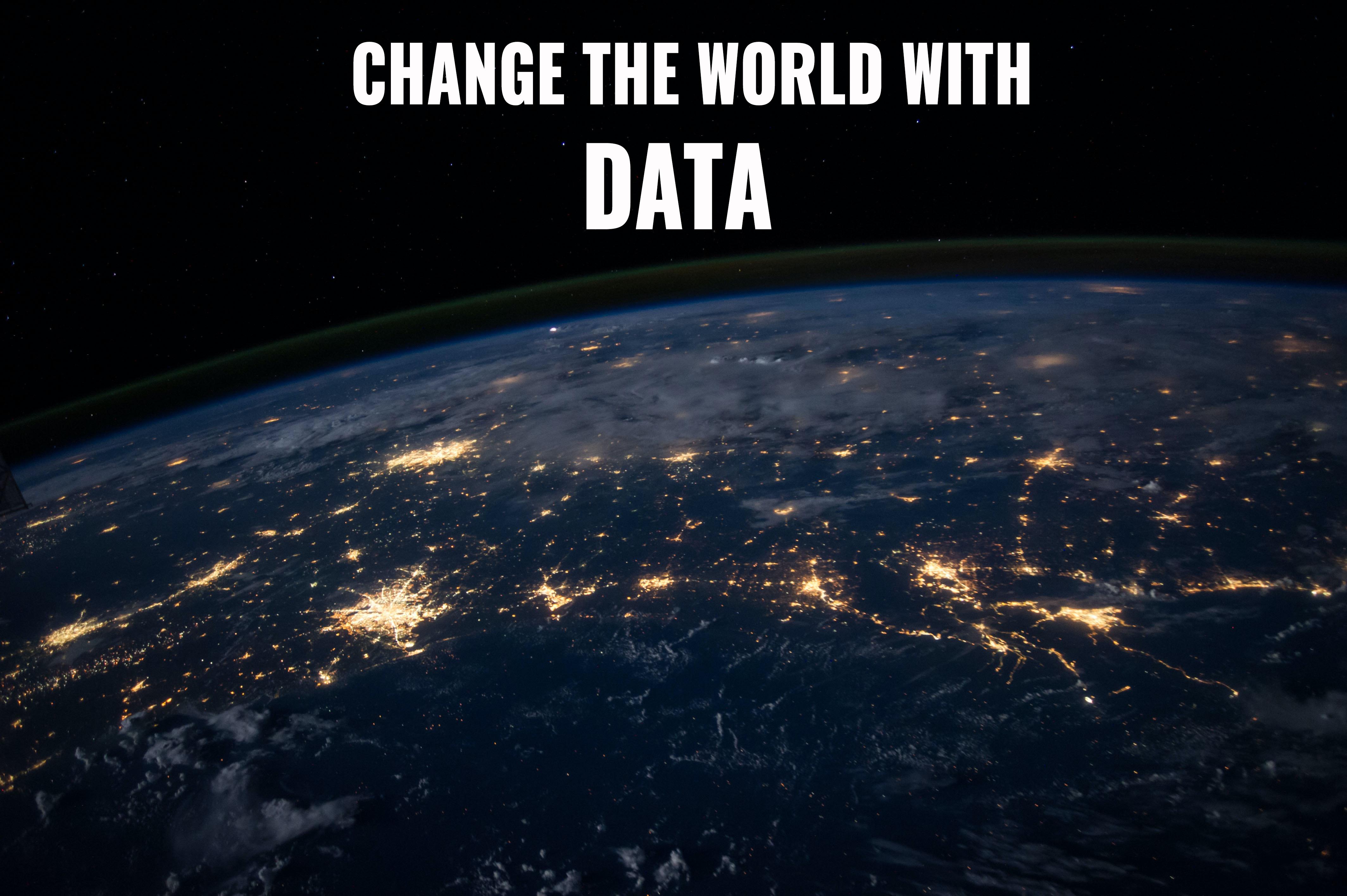 change the world with data. sas data analytics. data analytics. sas advanced data analytics.