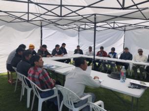 Reunion ganaderos exitosos Ecuador