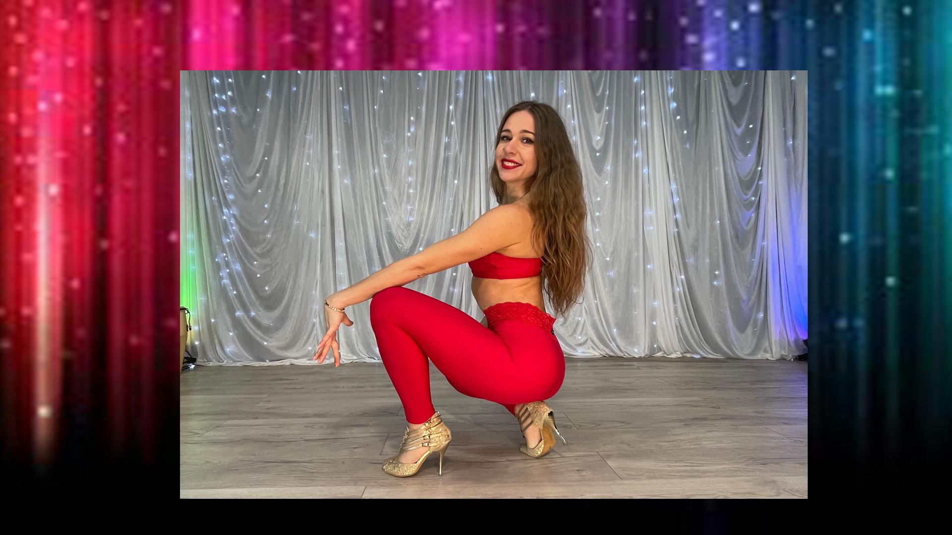 Salsa Bachata Classes Online Incognito dance