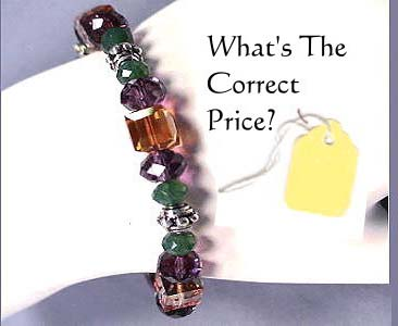 Pricing and Selling Your Jewelry