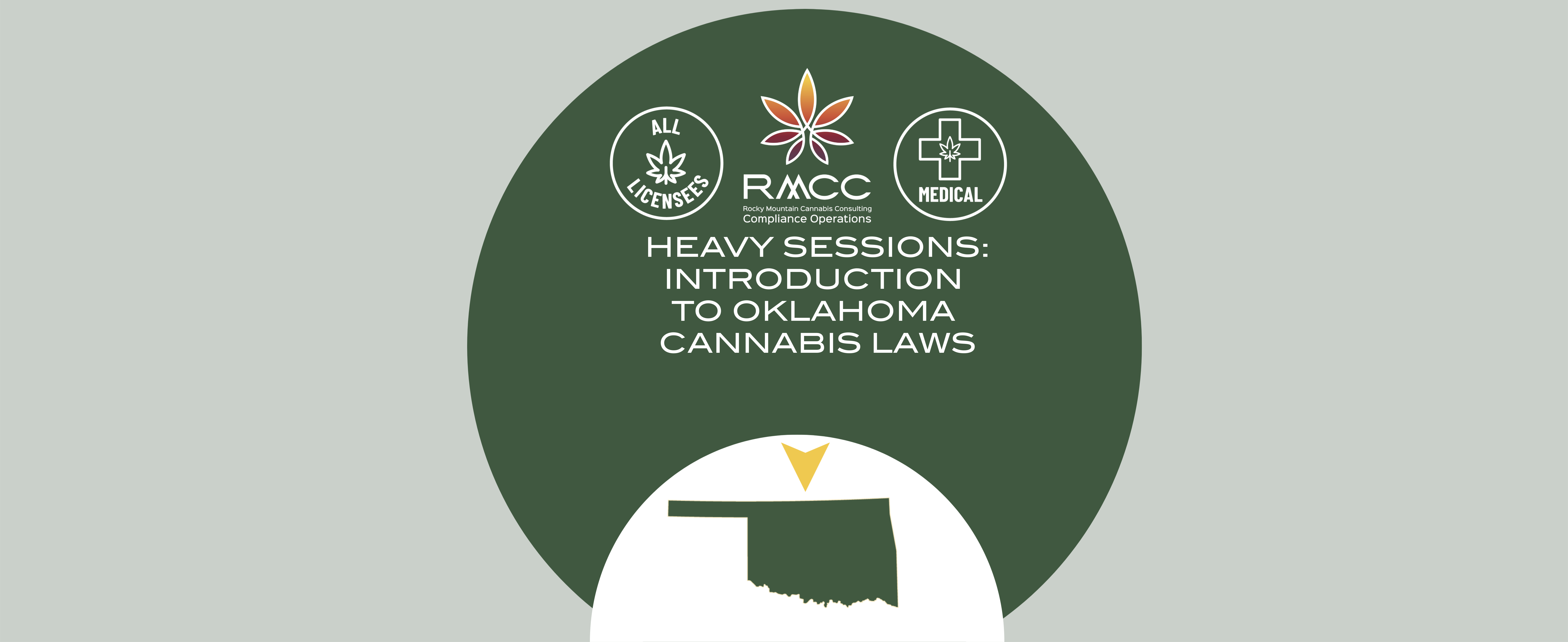 RMCC HEAVY SESSION Introduction to Oklahoma Cannabis Laws