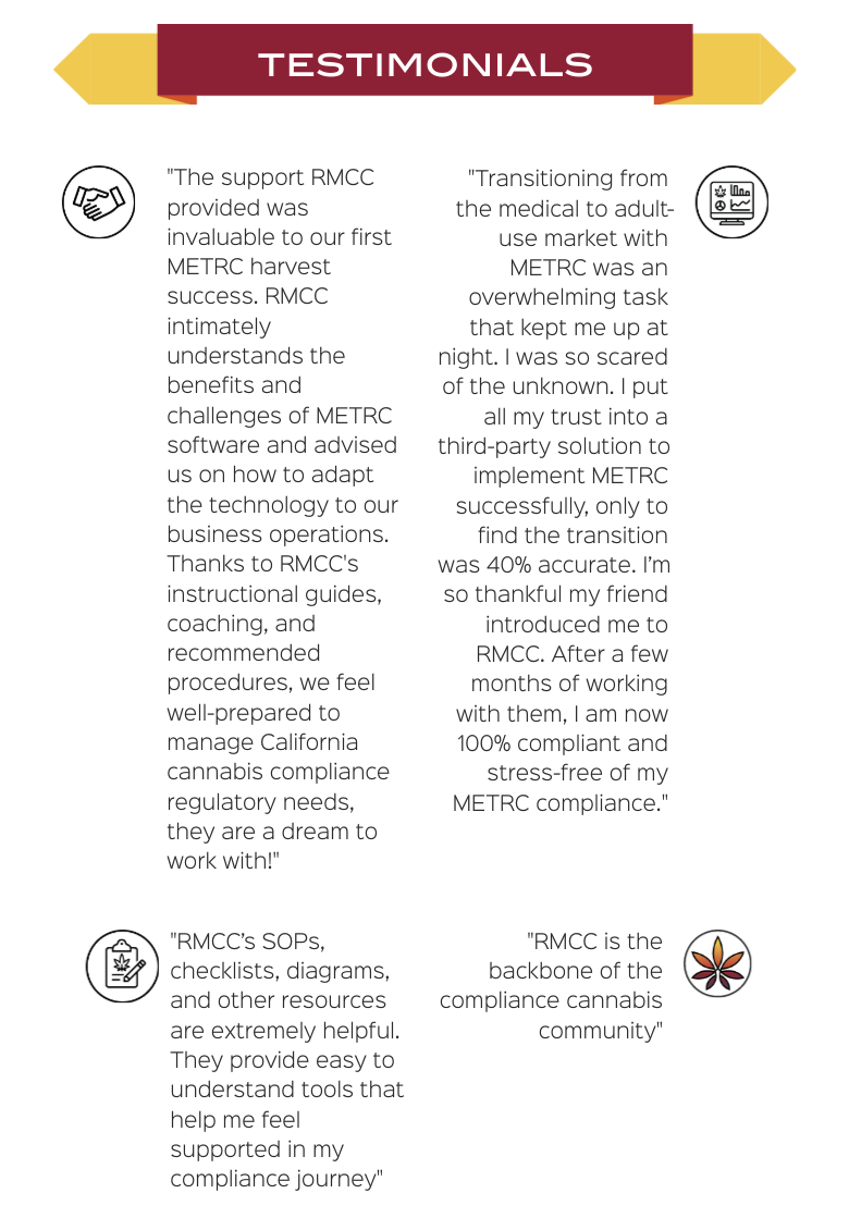 rmcc client testimonials the backbone of the cannabis community