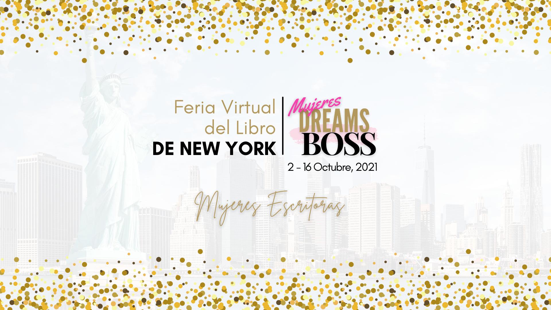 Feria del Libro de Barcelona Mujeres Dreams Boss