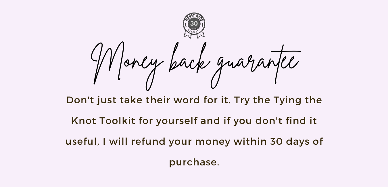 30 day money back gua