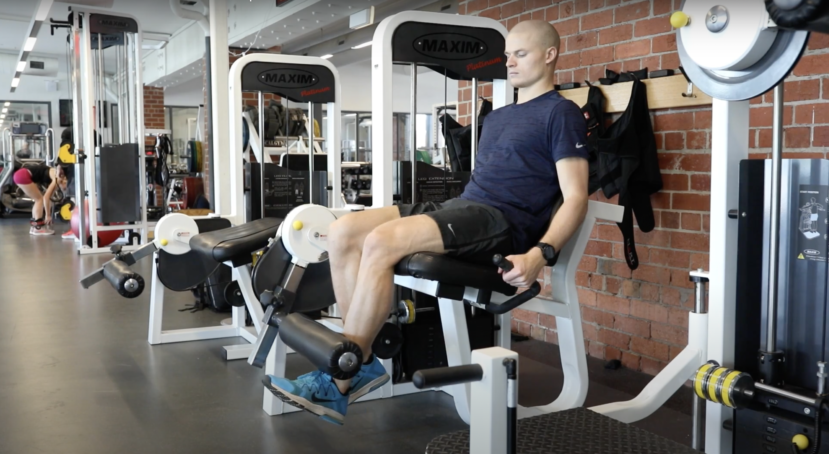 Image: ACL Rehab Post Reconstruction
