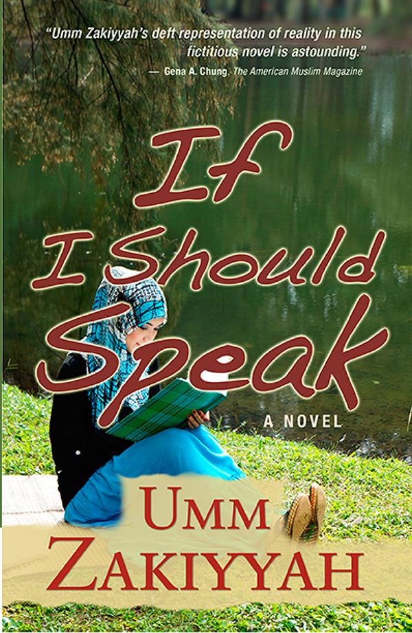 If I Should Speak front cover