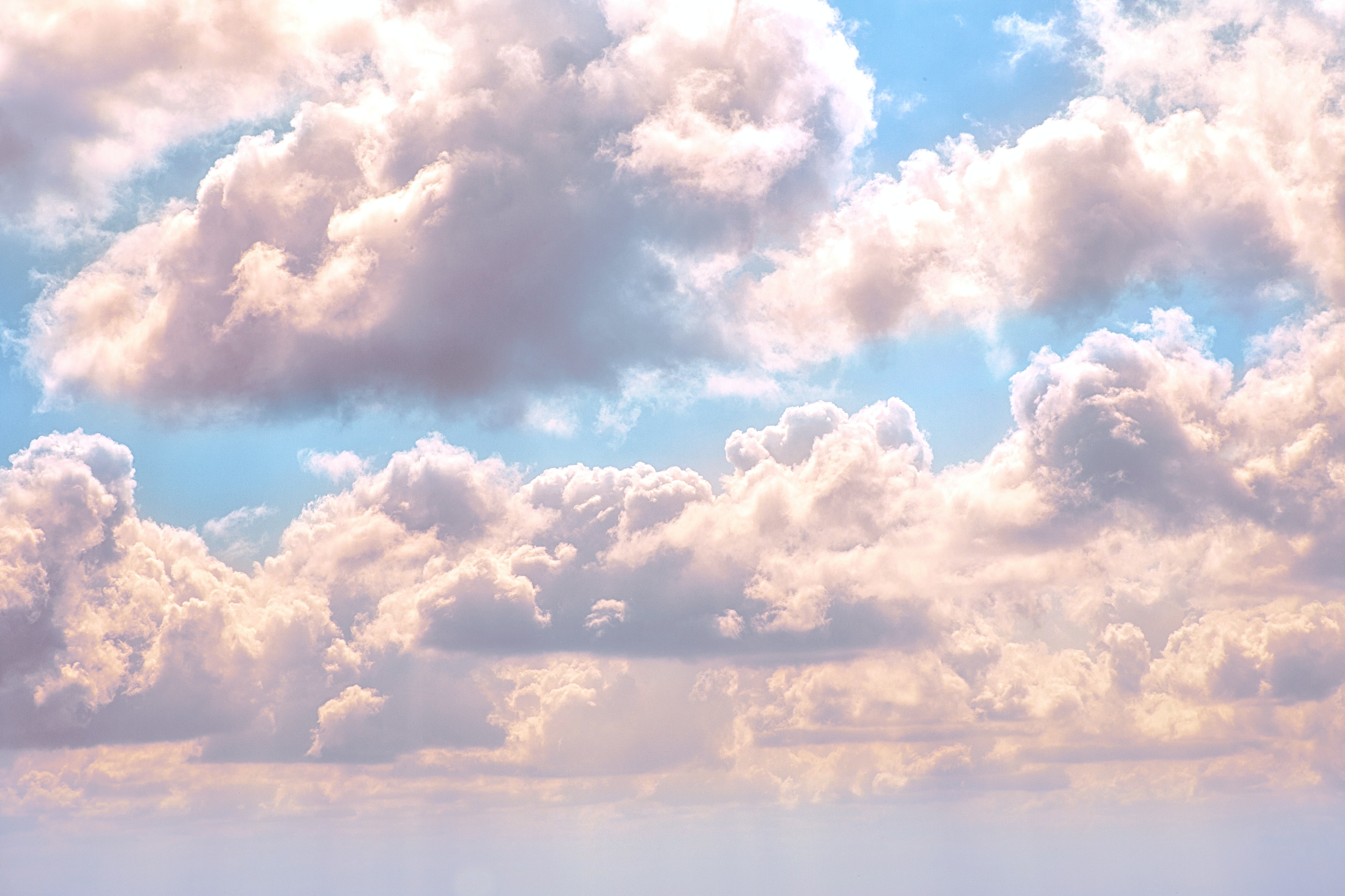 Expansive Clouds