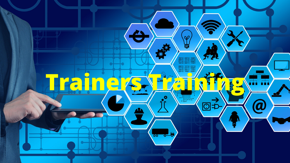 Become a trainer