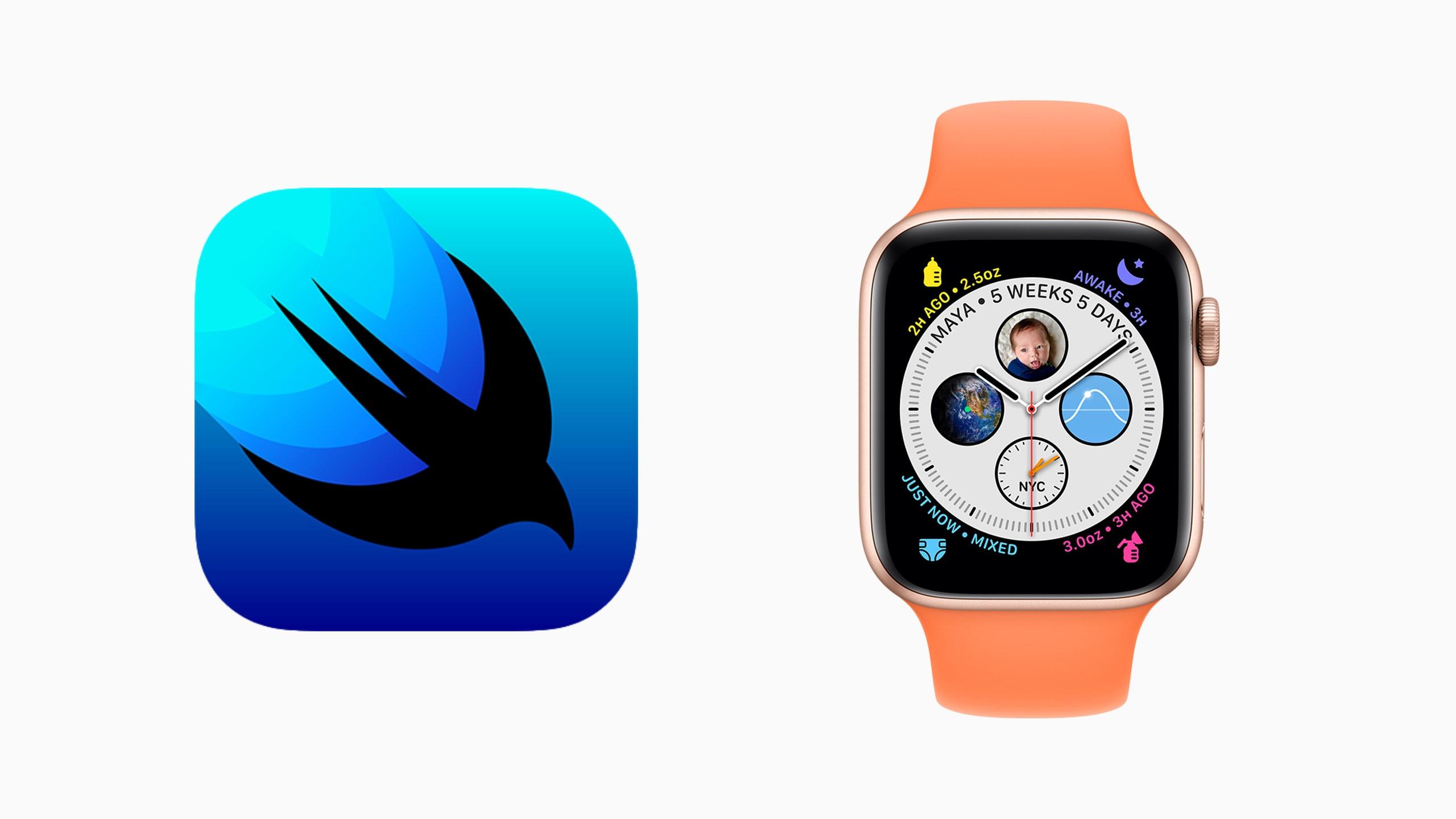 Vous allez adorer créer des apps Apple Watch