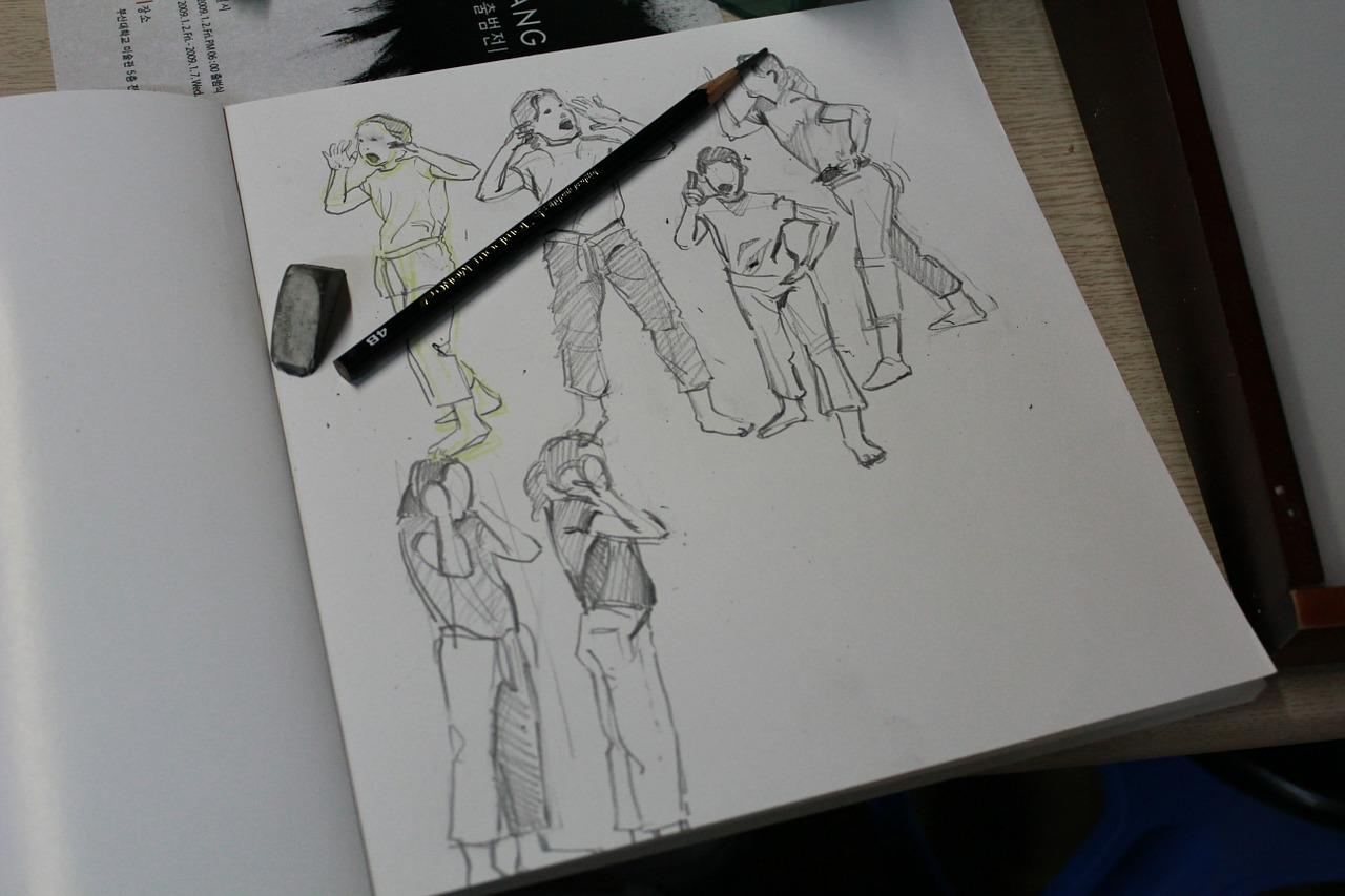 kurz figuralni kresby