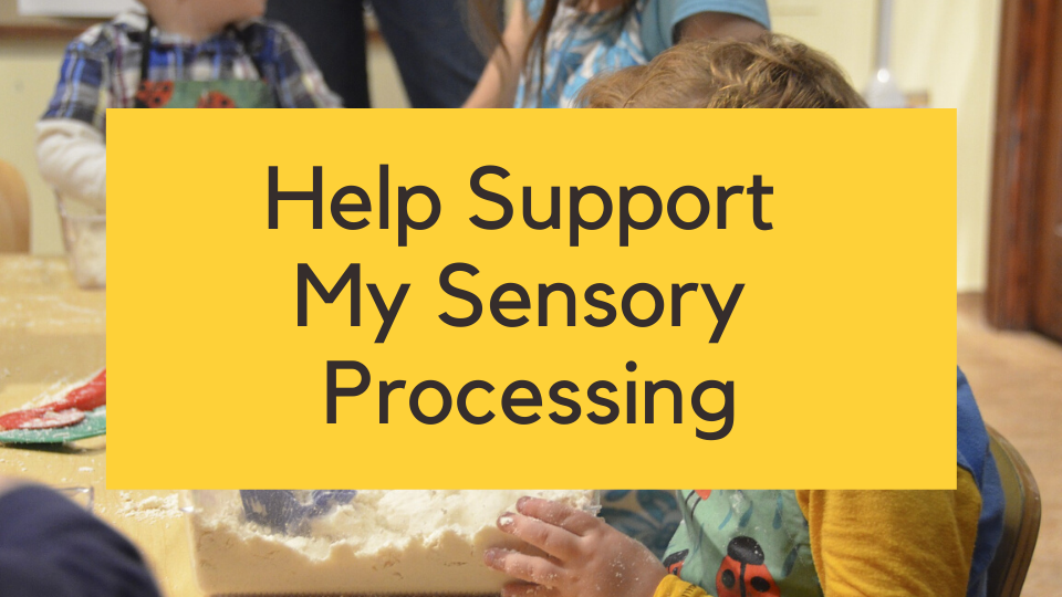 sensory processing online training autism sensory needs