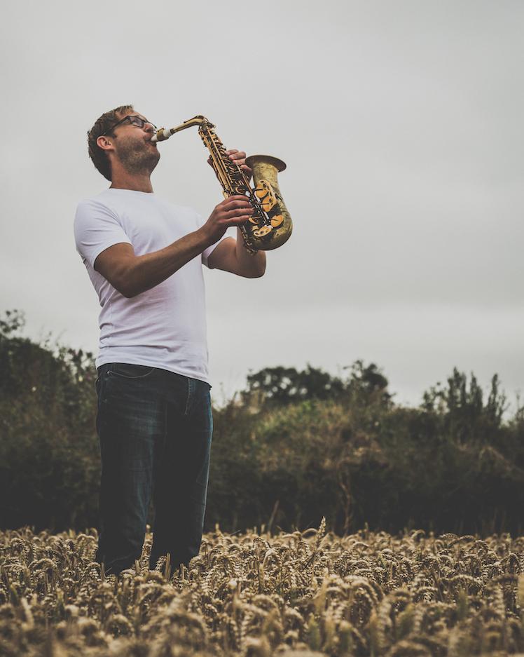 happy birthday jazz saxophone
