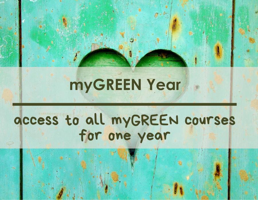 myGREEN Year