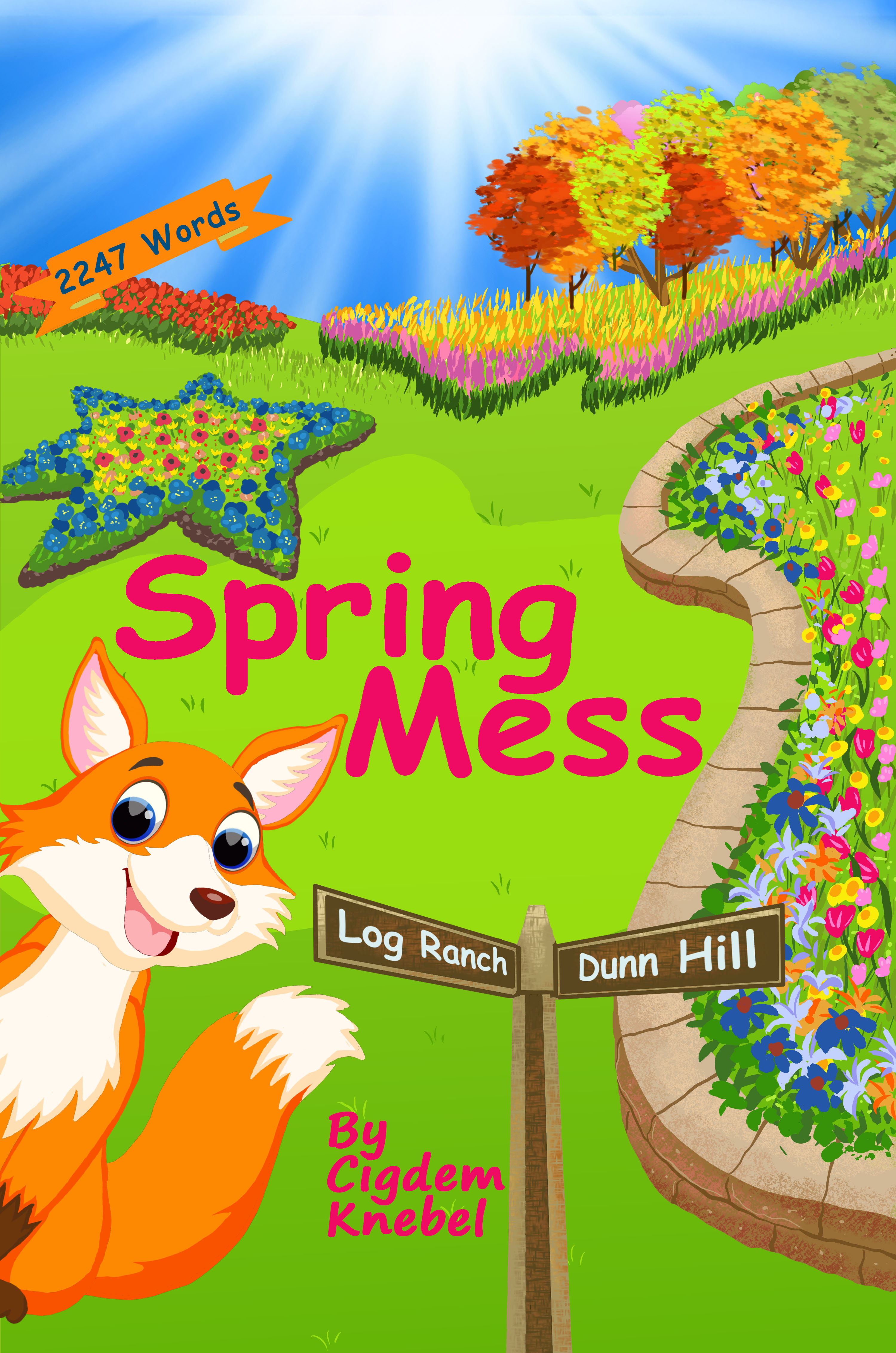 Spring Mess
