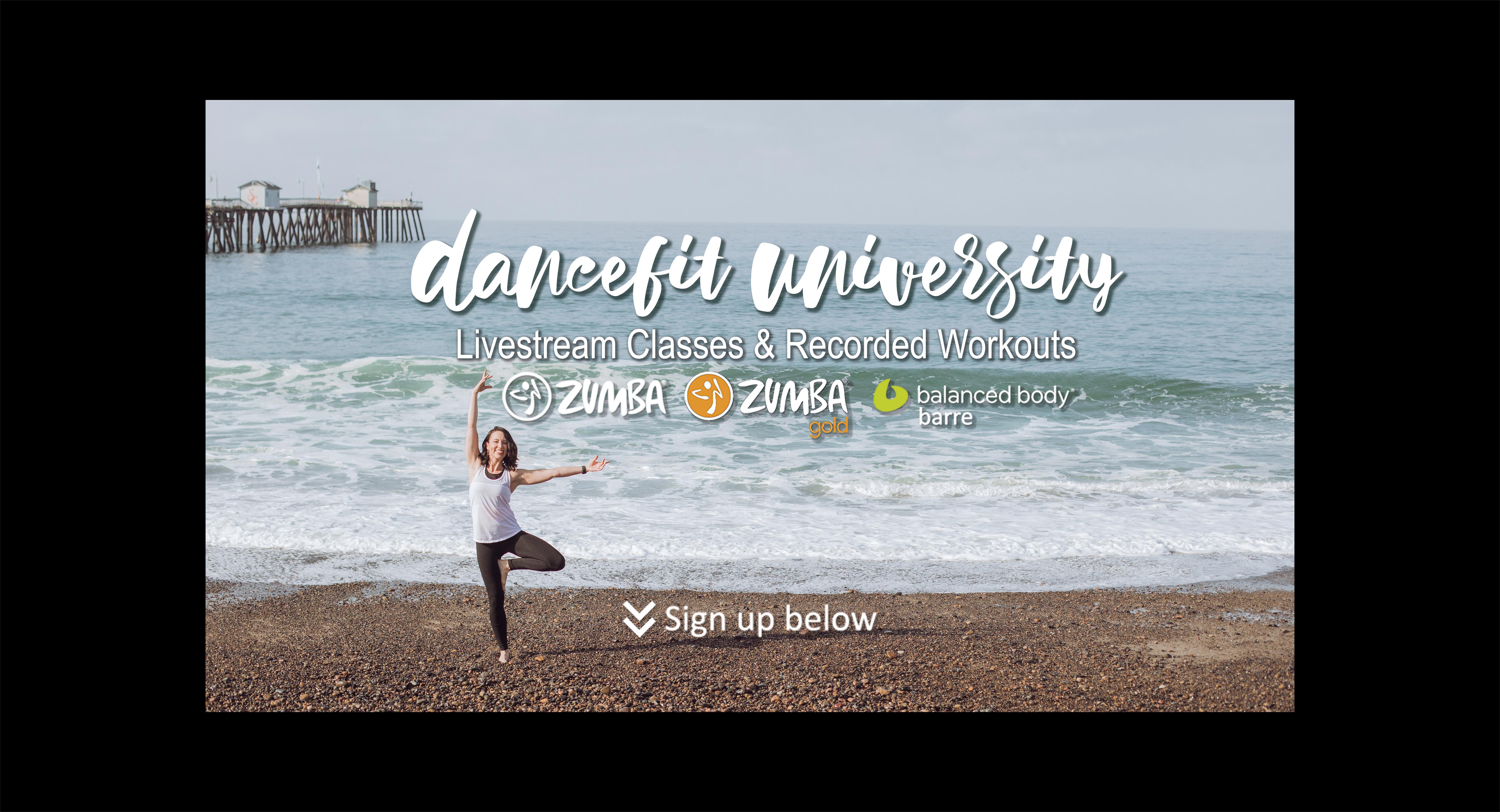 dance fitness tutorials zumba
