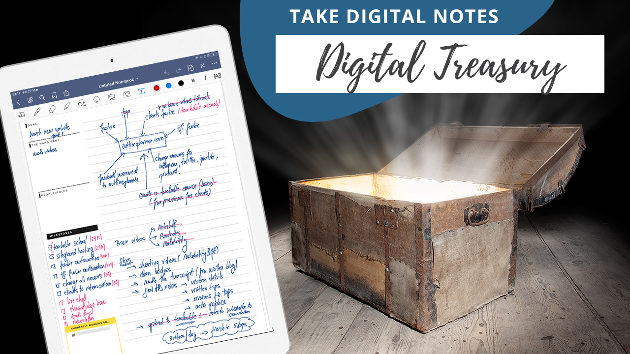 Digital Templates Treasury - downloads
