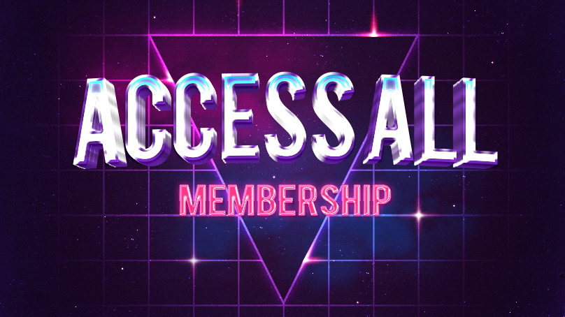 Or Access All Classes with Monthly subscription