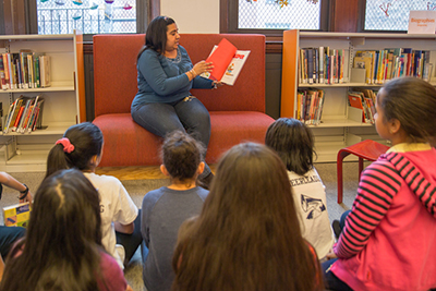 Aguilar Library Storytime
