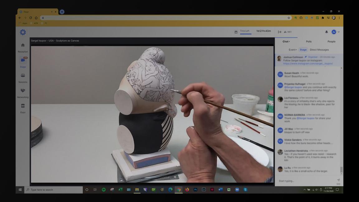 Project Art 01026 Virtual Studio