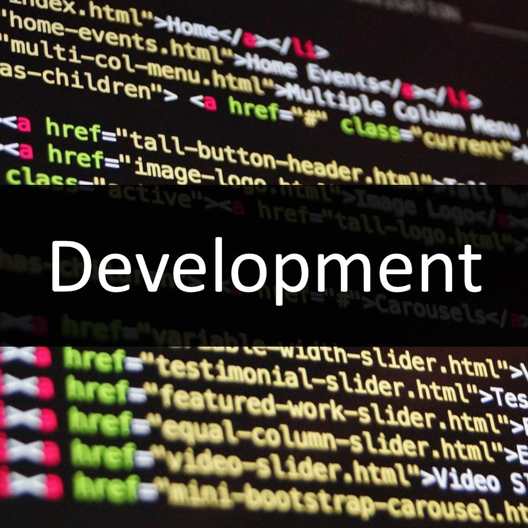 Development Courses