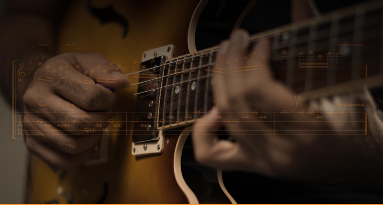 Soul / R&B guitar lesson