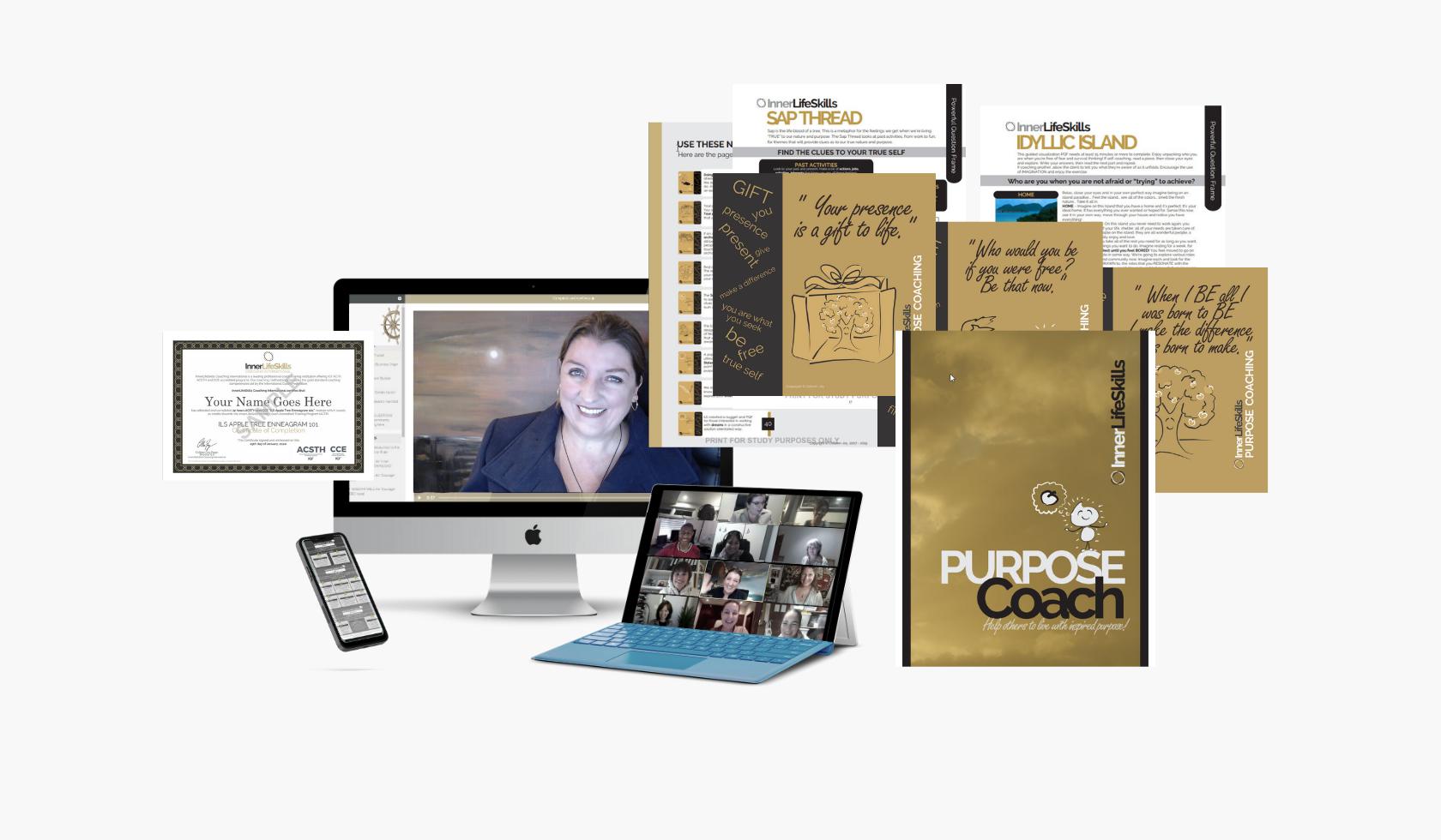Purpose Coaching Certification
