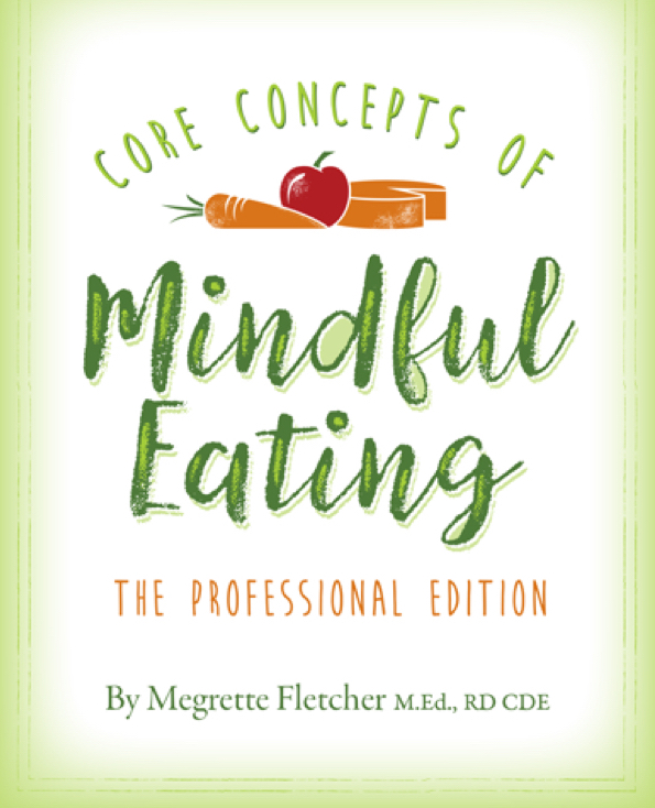 Core Concepts of Mindful Eating Book Cover