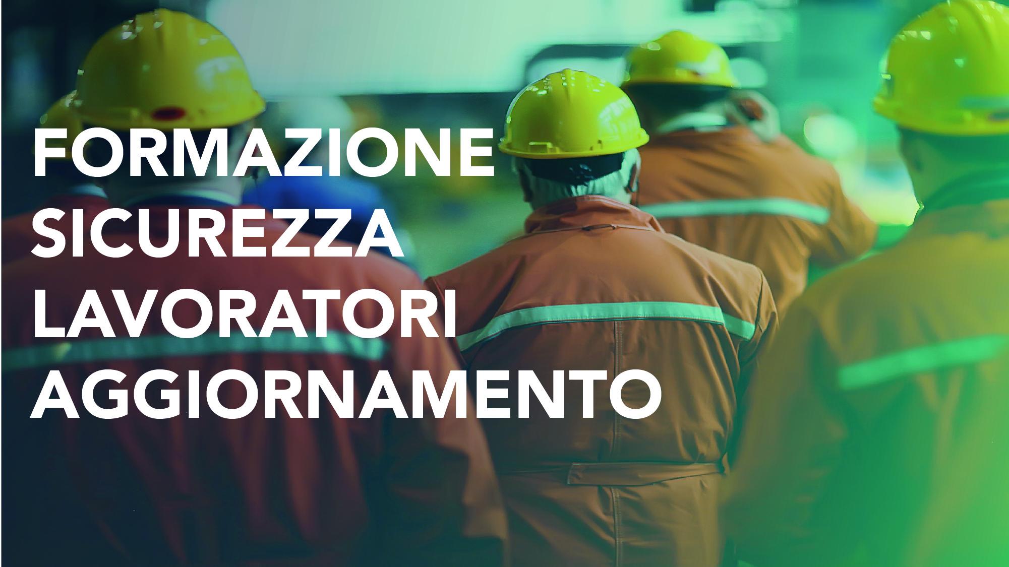 Aggiornamento Formazione Generale dei lavoratori CorsiSicurezza.com