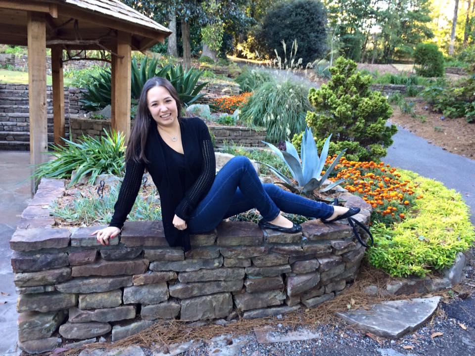 Alyssa Reynolds of the 30 Day Meditation Challenge