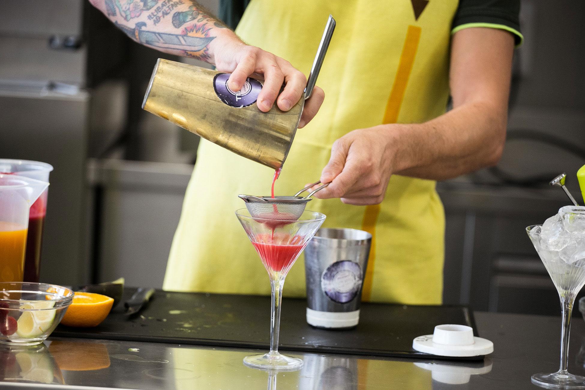 Recipe Package ALCOHOLIC (APERITIF) GRANITA