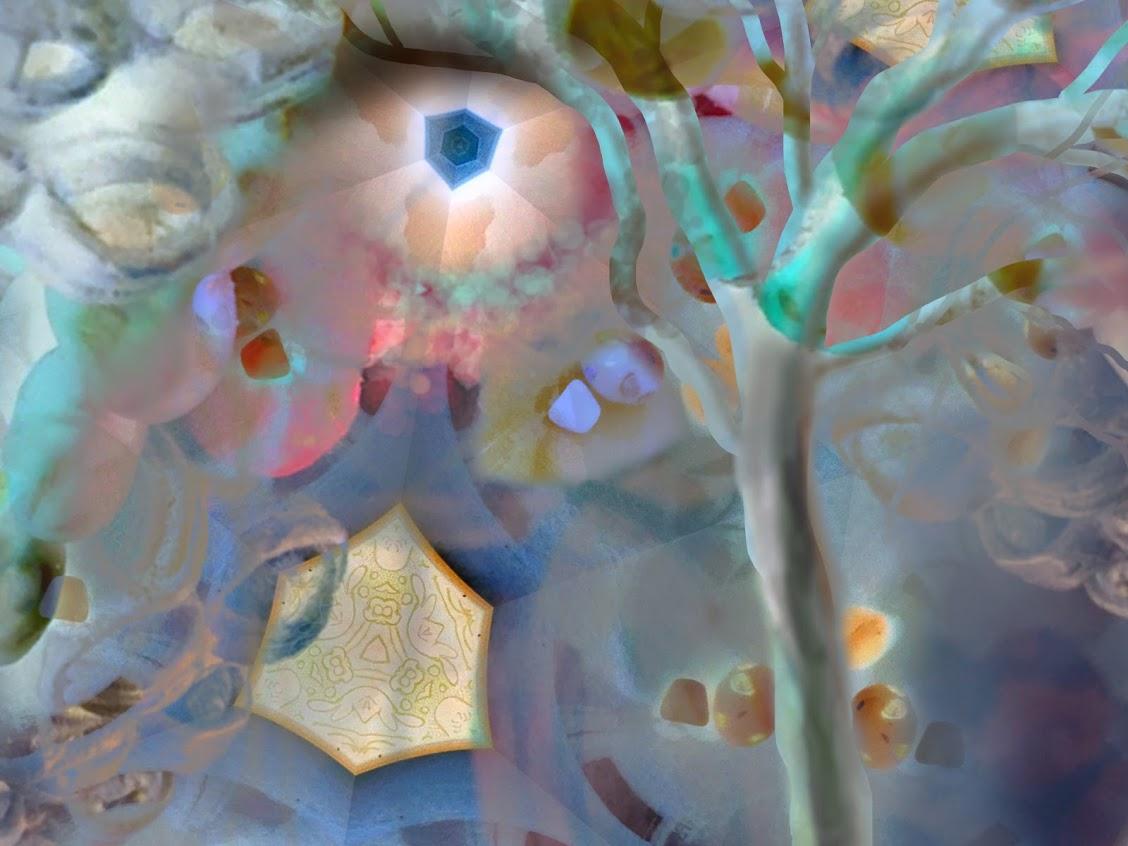 heling, kreativitet, kunstterapi, shamanisme