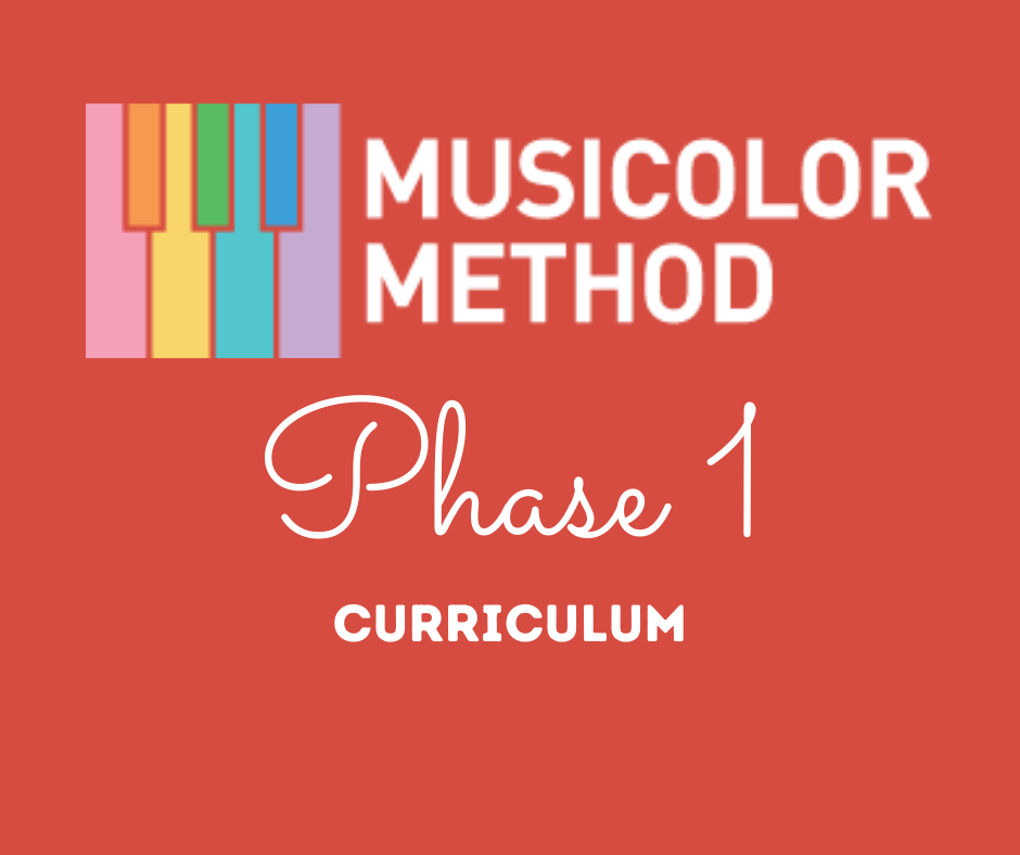phase 1 curriculum