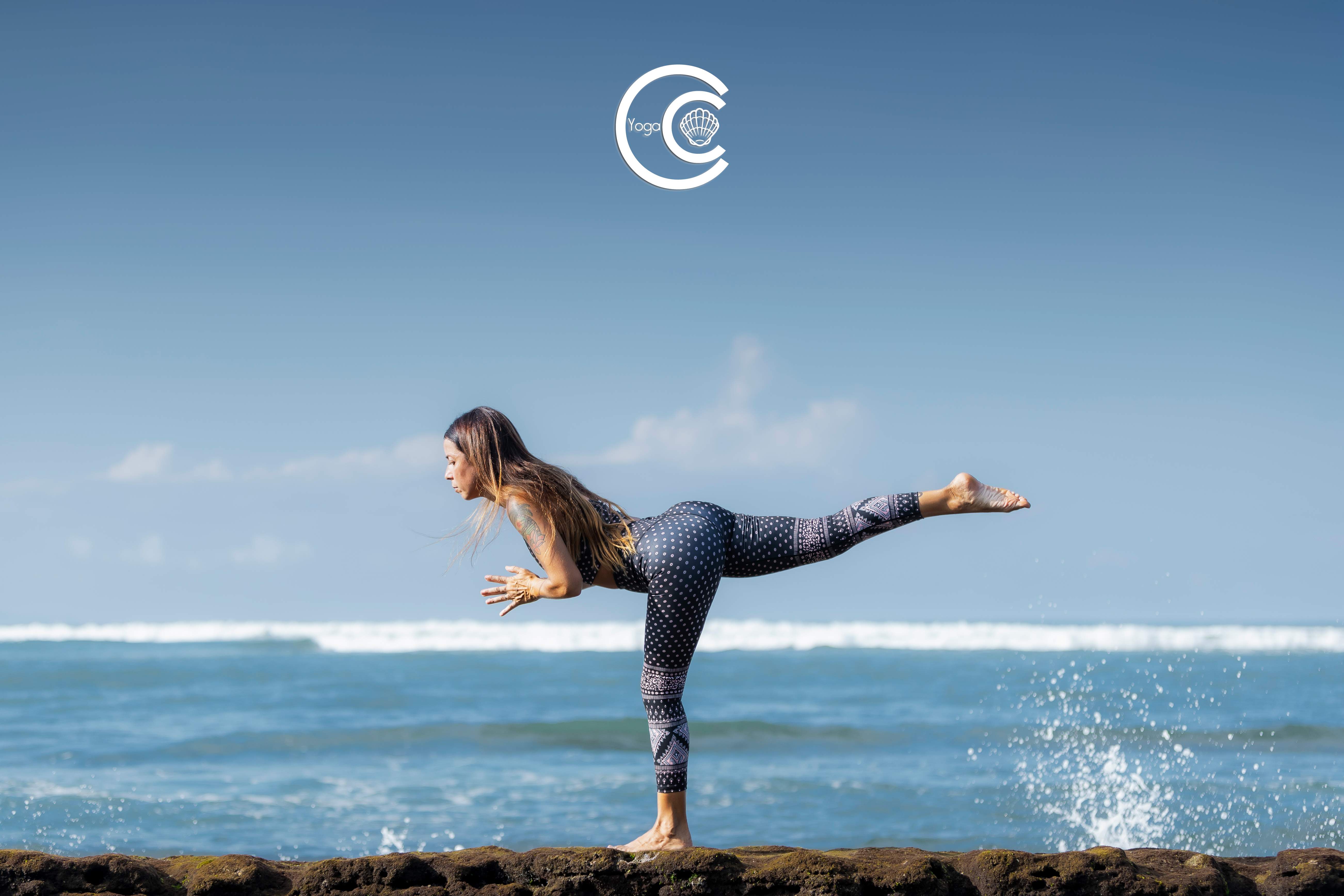 Carlotta Castangia Yoga School home page