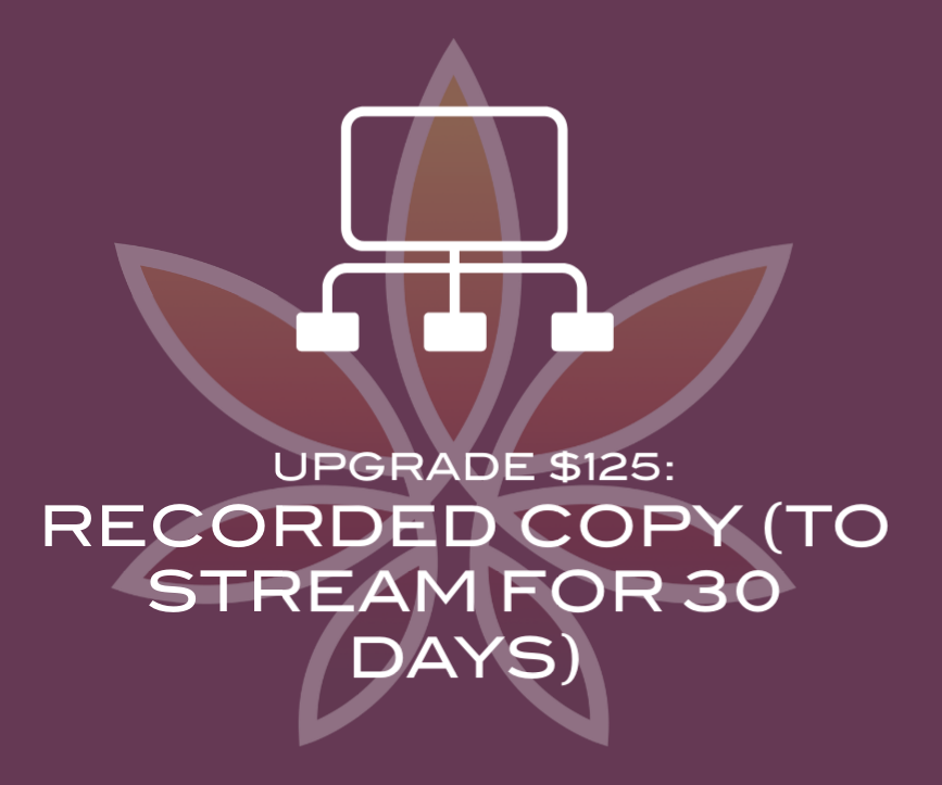 STREAM RMCC RECORDED INSTRUCTOR LED TRAINING FOR 30 DAYS