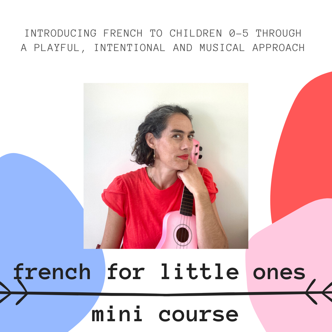 French for Little Ones Mini Course