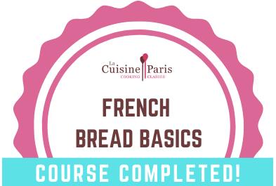 Online Bread Certificate