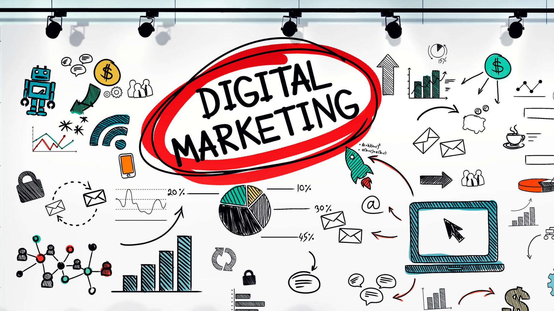 Curso de Marketing Digital y Redes Sociales
