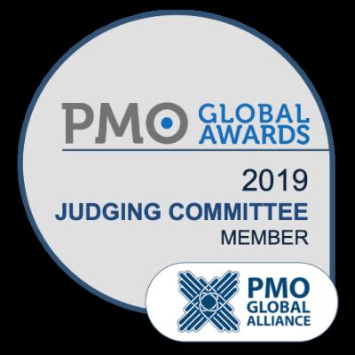 PMO global awards - 2019